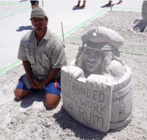 41st Annual Amateur Sand Scupting Contest 4
