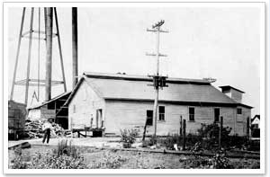 Florida Power and Light plant