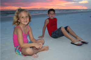 Bella(6) and Kyle(7) from OH