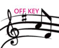 off key news