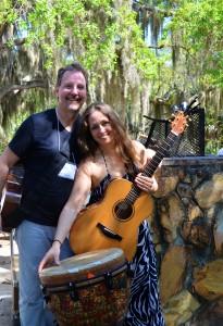 Scott and Michelle Dalziel from Dunnellon FL