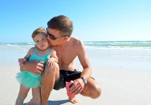 Julia age 28 months, Tibor from Sarasota