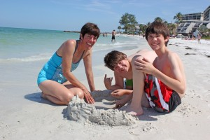 Dorian age 13, Bryce age 12, Kris from OH