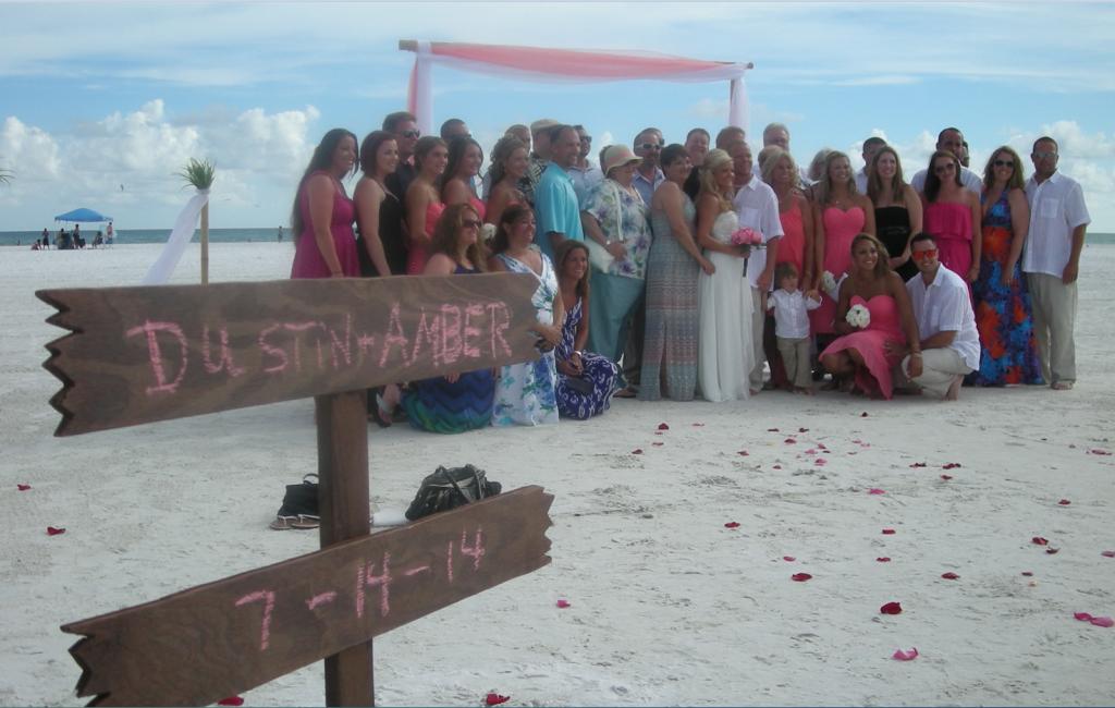 Aug Beach Wedding 1