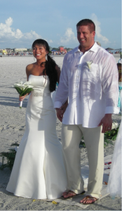 Julieth and Jarrod wedding1