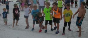 Summer Beach Runs