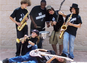 Jazz Juvenocracy