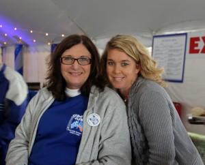 Sandy from Sarasota, Jennifer from Bradenton at the Glendi