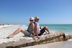 Lucia & Bernardo from Brazil