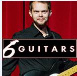 six guitars FST