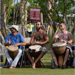 Drum circle pic 2