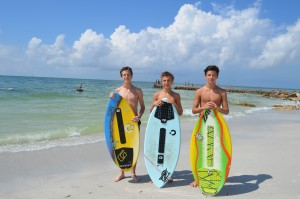 Shane, Cameron, Connor from Sarasota.