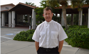 Father Michael Cannon is the new pastor of St. Michael the Archangel Church