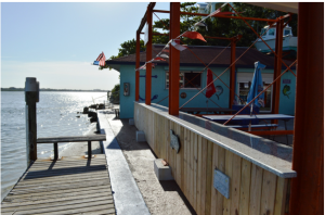 The new owners of the Siesta Key Marina have big plans for the more than three-acre property, including building a bayfront restaurant and tiki bar