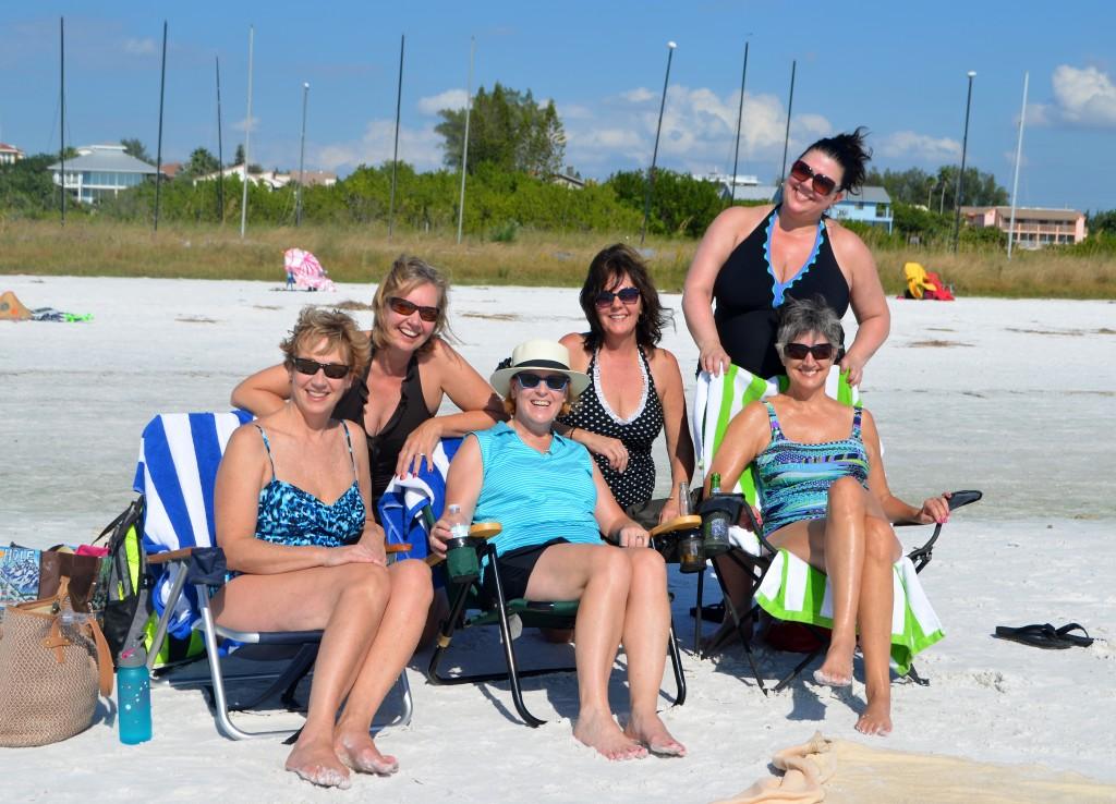 Robin, Kim, Michelle, Cindy, Linda, Kate from Minnesota