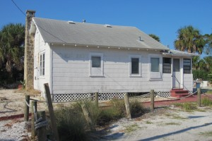 Siesta residents have asked whether the county will put restrooms at some point in the cottage at Beach Access 7. News Leader photo