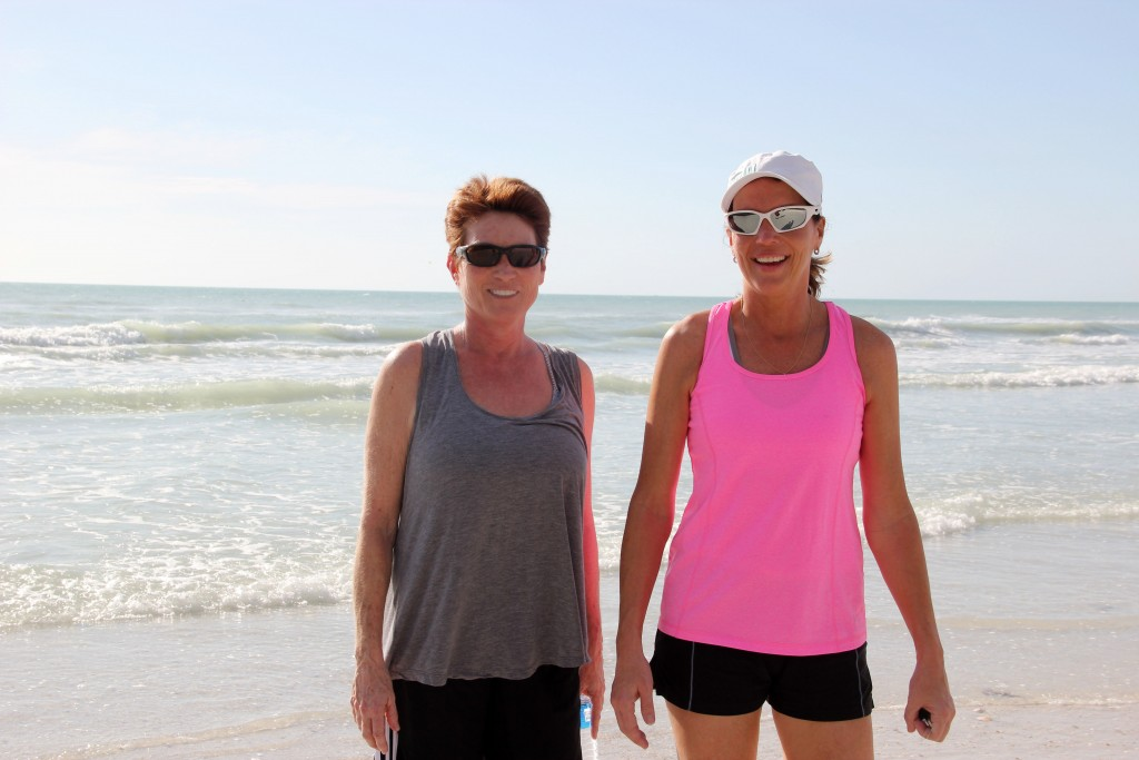 Cheryl & Kay from Sarasota