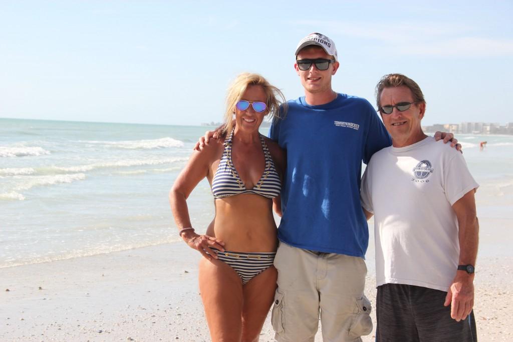 Sarah, Ben, Paul from NH
