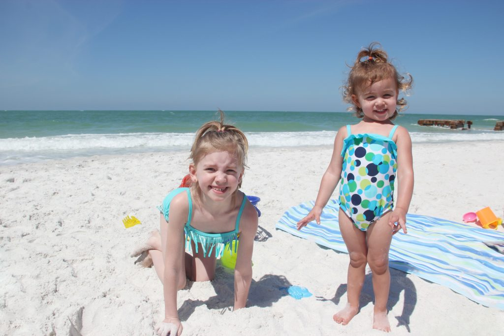 – Mariella age 7 & Kadence 2 – from IN.