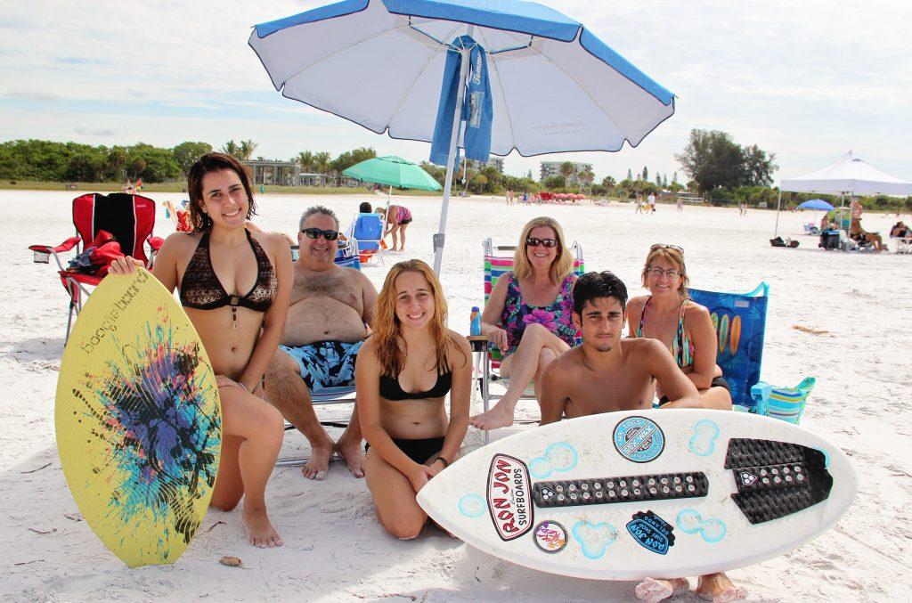 Adrianna, Earl, Catarina, ChrisAnn, Ryan from Orlando, Suzanne from Sarasota
