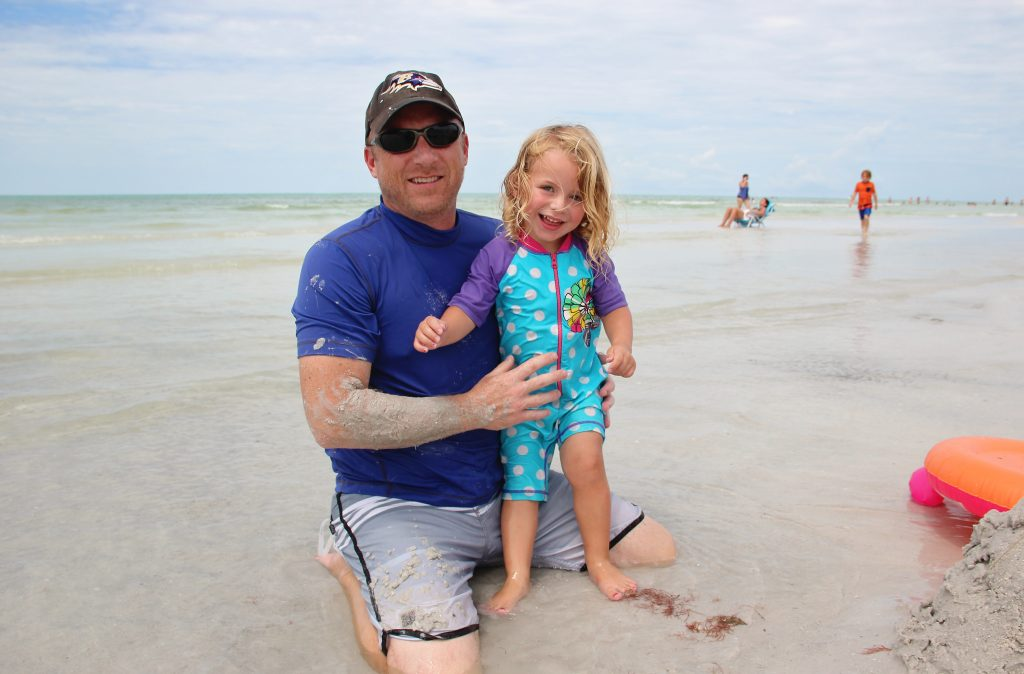 Mark, Minnarose age 2 ½ from Sarasota