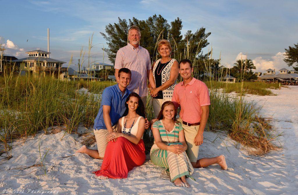 Breanna & Tony, Cathy & Bob, Liz & AJ from IN.
