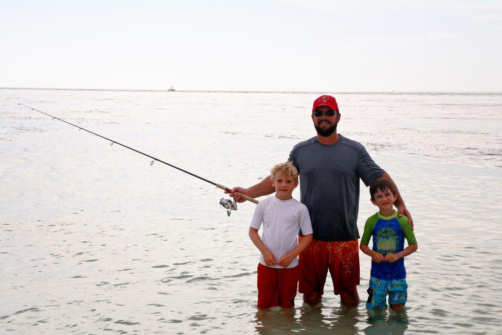 Logan, Aaron, Matthew from Sarasota