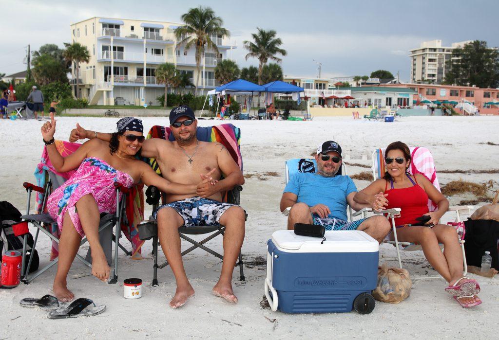 Diana, Richard, Manny, Martha from Tampa