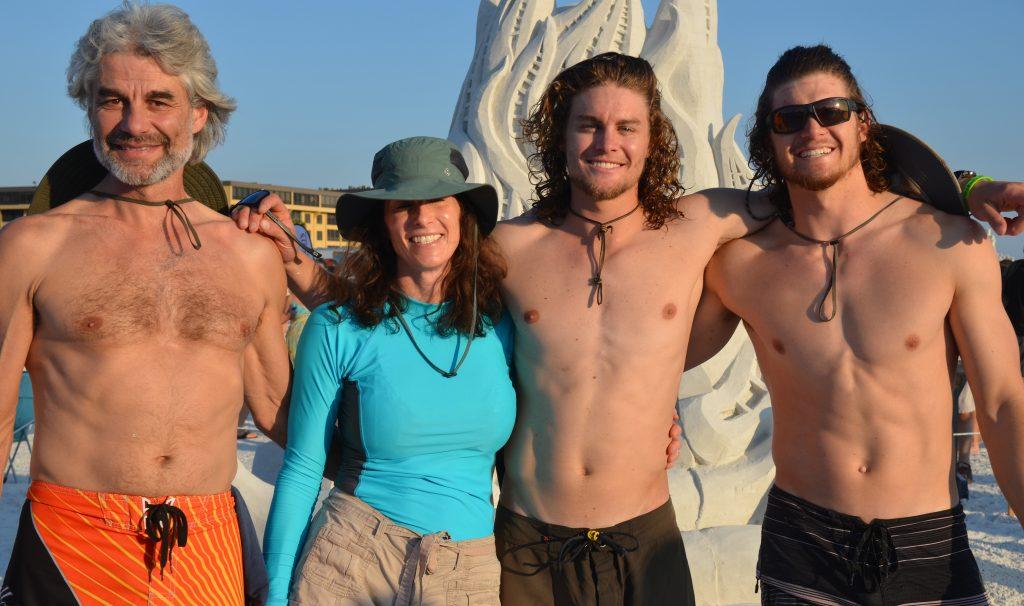 Wilbur, Julie, Wayne, Lance from Colorado