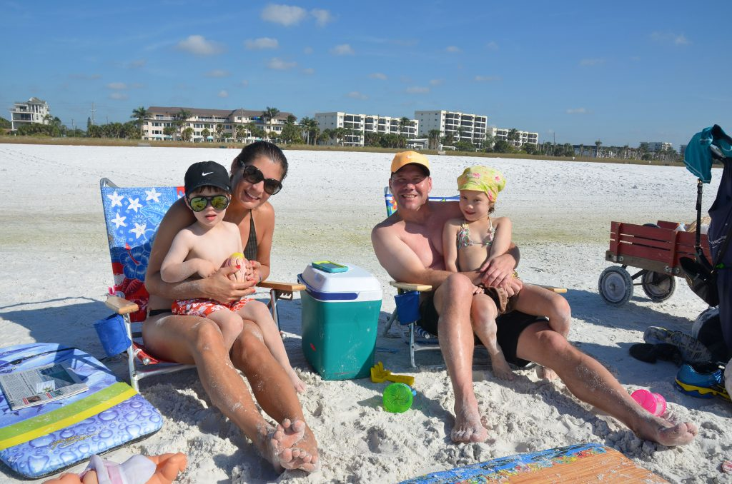Bruno age 2 ½, Natasha, Patrick, Sasha age 5 from OH