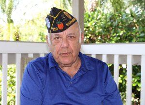 Ed Brown today, at age 91 Photo by Bob Manteiga
