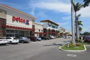 The landings shopping center
