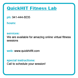 Quick Hit Fitness