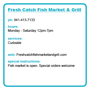 Fresh Catch Fish Market & Grill