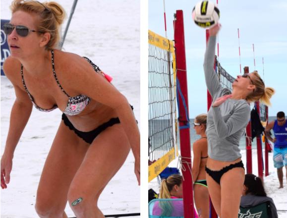 volleyball fanatics